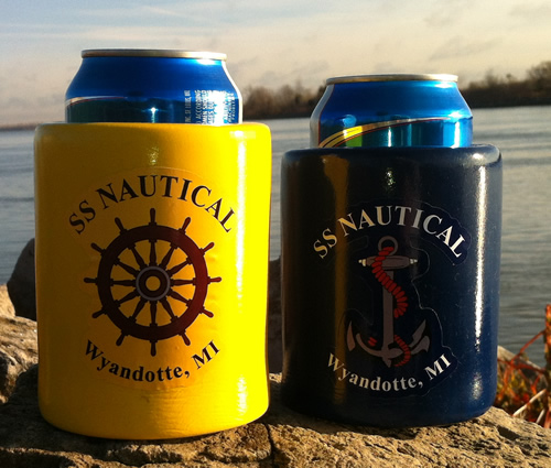 Personalized Drink Koozies