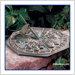 Butterfly Sundial