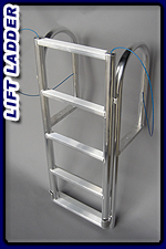 Boat Dock Ladder - Lift
