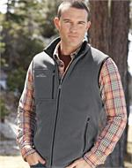 Eddie Bauer - Fleece Vest - Look stylish with this fleece vest.
