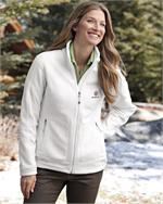 Eddie Bauer® - Ladies Wind Resistant Full-Zip Fleece Jacket