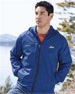 Eddie Bauer® - Packable Wind Jacket - Fold up for easy storage.