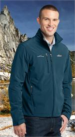 Eddie Bauer® - Soft Shell Jacket - Boating, or Climbing keeps you warm