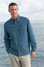 Eddie Bauer - Long Sleeve Performance Fishing Shirt