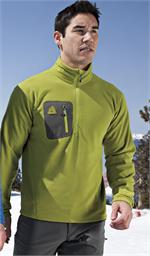 First Ascent® - Cloud Layer® Fleece 1/4-Zip Pullover