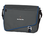 Port Authority® Transit Messenger - Deep Smoke / Royal