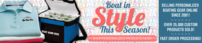 Nautical Boat Clothing