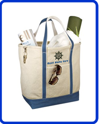 Bags for boaters, duffle bags, shoulder bags, and tote bags