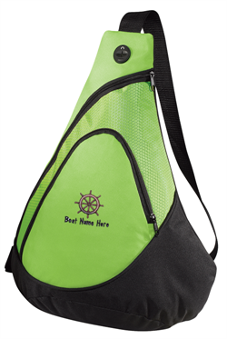 Port & Company® - Improved Honeycomb Sling Pack