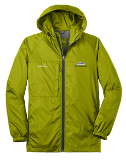 Eddie Bauer® - Packable Wind Jacket - Pear