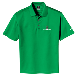 Nike Golf Tech Basic Dri-FIT Polo with Embroidery Design
