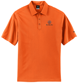 Nike Golf - Tech Sport Dri-FIT Polo - Solar Orange