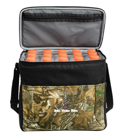 Port Authority® Camouflage 24-Can Cube Cooler