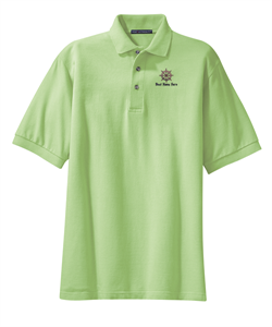 Port Authority® - Pique Knit Sport Shirt - Pistachio