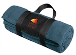 Port Authority - Fleece Blanket with Carrying Strap
