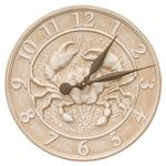 Crab Sealife Wall Clock