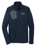 Eddie Bauer® - Half-Zip Performance Fleece Jacket - River Blue