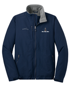 Eddie Bauer® - Fleece-Lined Jacket - River Blue