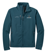 Eddie Bauer® - Soft Shell Jacket - Dark Adriatic Blue