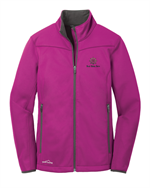 Eddie Bauer® - Ladies Weather-Resist Soft Shell Jacket - Very Berry