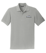 Eddie Bauer® - Cotton Pique Polo - Shown in Chrome