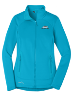 Eddie Bauer® - Ladies Highpoint Fleece Jacket - Denali Blue