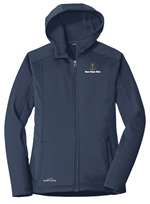Eddie Bauer® - Ladies Trail Soft Shell Jacket - River Blue