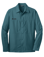 Father's Day Gift - Eddie Bauer® - Long Sleeve Performance Fishing Shirt