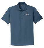 Eddie Bauer Performance Polo - Shown in Coastal Blue