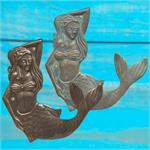 Mermaid Towel Hook - Right Design