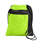 Nike Golf Cinch Sack  Volt and Black Color