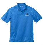 Gift Idea for Dad - Nike Golf - Dri-FIT Cross-Over Texture Polo