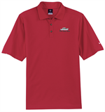 Nike Golf - Dri-FIT Pique II Polo - Varsity Red