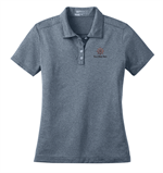 Nike Golf - Ladies Dri-FIT Heather Polo - Monsoon Heather