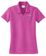 Nike Golf - Ladies Dri-FIT Micro Pique Polo - Fusion Pink