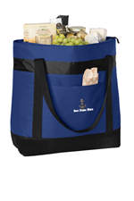 Port Authority® Large Tote Cooler - True Royal Blue