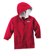 Port Authority - Youth Team Jacket - Red